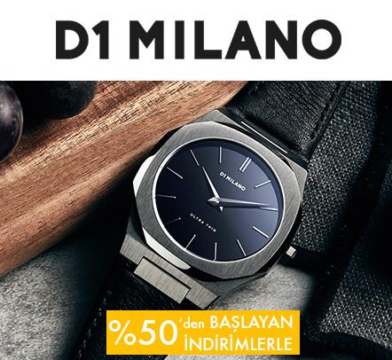 D1 Milano Modelleri Zaman Atölyesi'nde!