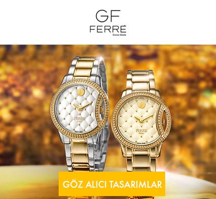 GF Ferre Modelleri Zaman Atölyesi'nde!