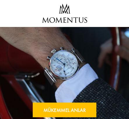 Momentus Modelleri Zaman Atölyesi'nde!