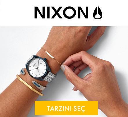 Nixon Modelleri Zaman Atölyesi'nde!