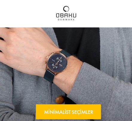 Obaku Denmark Modelleri Zaman Atölyesi'nde!