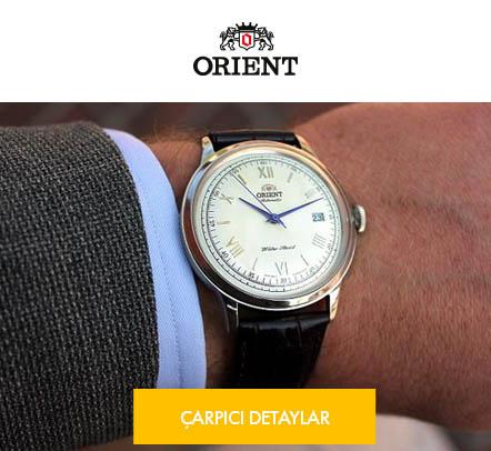 Orient Modelleri Zaman Atölyesi'nde!