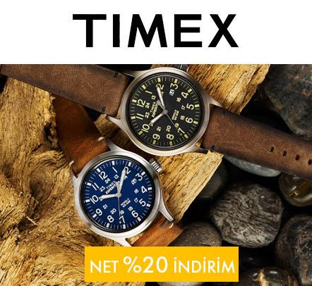 Timex Modelleri Zaman Atölyesi'nde!