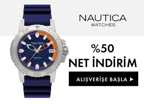 Nautica %50 İndirim