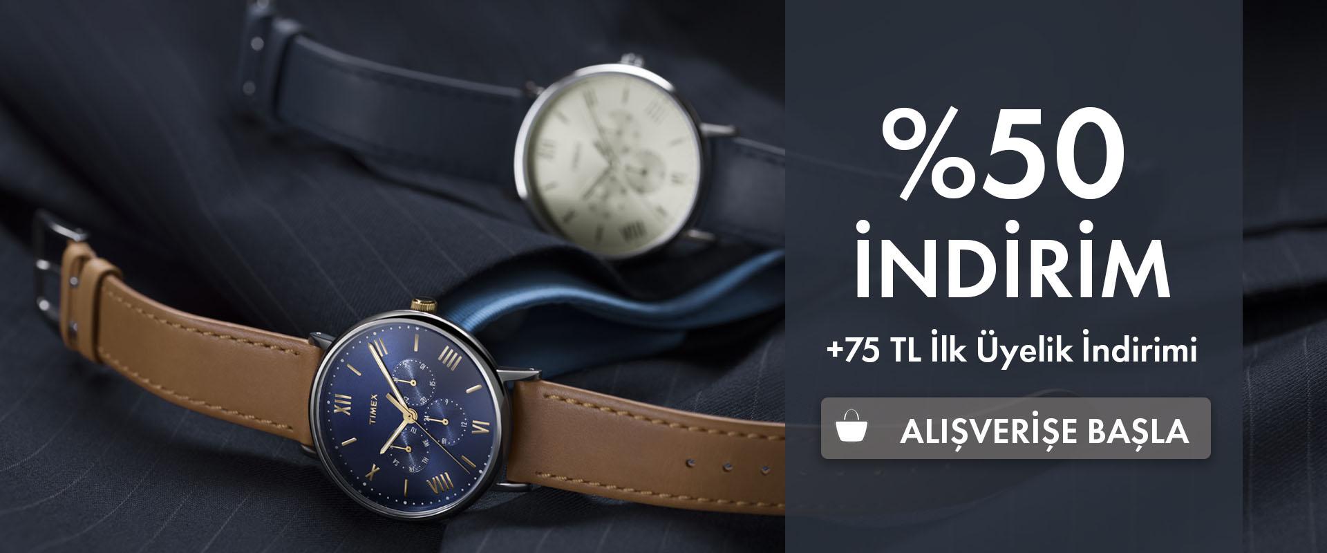Timex Saatler Zaman Atölyesi